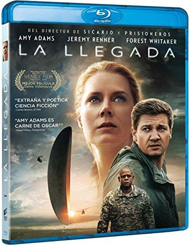 La Llegada [Blu-ray]