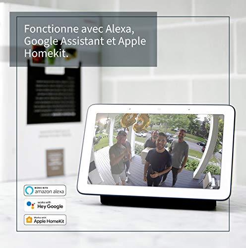 51sgSo7JSIL._SL500_ [Bon plan Arlo] !  Arlo Essential, 100% sans fils, video 1080p, vision nocturne couleur, Audio bidirectionnel, batterie de 6 mois, dét...