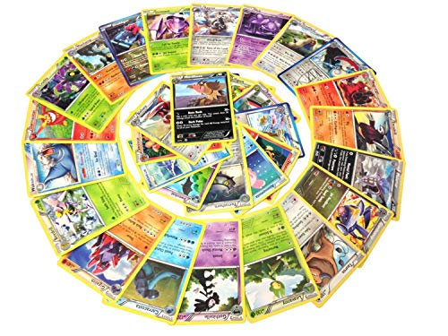 25 Rare Pokemon Cards with 100 HP or Higher (Assorted Lot...