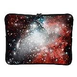 5 tamaños bolsas para portátil patrón durable - espacio tableta caso adecuado para el trabajo