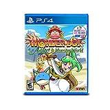 Wonder Boy - Asha In Monster World - PlayStation 4 Edition (Video Game)