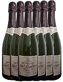 Lot de 6 Bouteilles de Champagne PRESTIGE Demi-Sec - Joël CLOSSON® -...