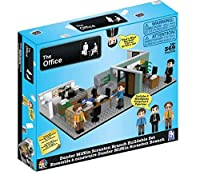 Newly updated figures with more realistic and stylized appearances to characters In the box: a 369-piece buildable set of the Dunder Mifflin office, plus 3 collectable minifigures featuring fan favorites from The Office cast 3 collectable minifigures...