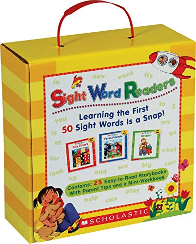 Sight Word Readers Parent Pack: Learning the First 50 Sight...