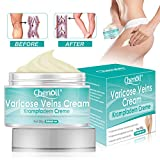 Crema para Varices, circulacin sangunea en las piernas, Crema para venas varicosas, alivio de...