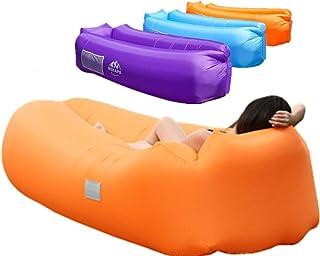 Wekapo Inflatable Lounger Air Sofa Hammock-Portable,Water Proof& Anti-Air Leaking..