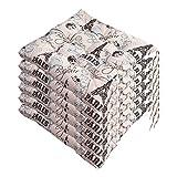 AGDLLYD Lot de 6 galettes de Chaise 40x40, Coussin décoratif Coussin Coussin de...