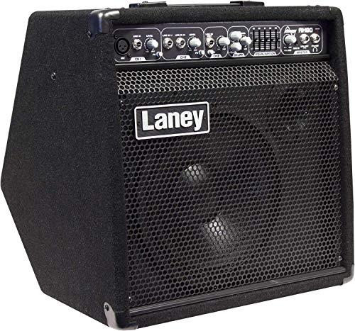 Laney AUDIOHUB Series AH80 - Multi-Input Combo Amp - 80W - 10 inch Woofer plus Horn