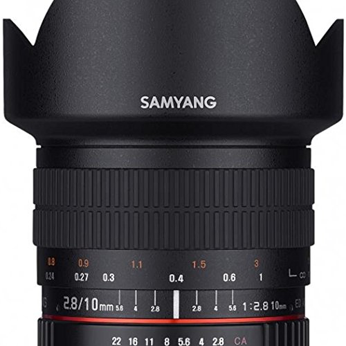 Samyang 10 mm F2.8 Lens for Nikon