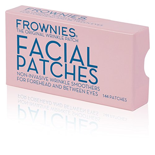 Frownies Frente y Ojos 144 Parches Antiarrugas Faciales Orig