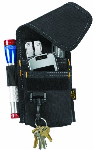 CLC Custom Leathercraft 1104 Construction Multi-Purpose Poly Tool Holder,...