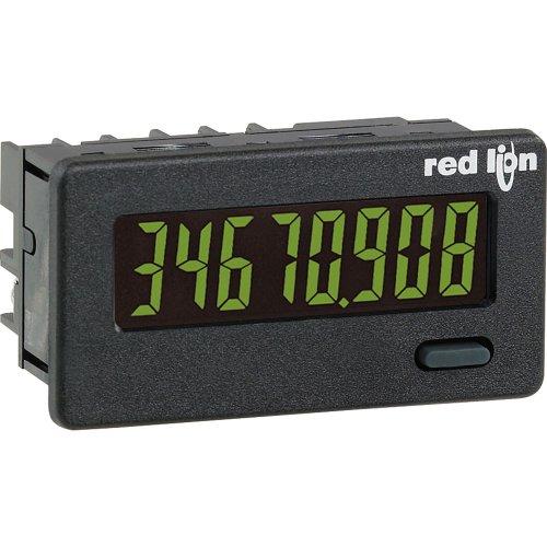 Red Lion CUB4L Miniature Electronic Digital Counter, 50 Hz-5 KHz