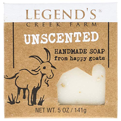 Legend's Creek Farm, Goat Milk Soap,...
