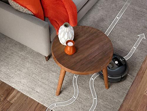 51tDyC-MPeL [SUPER Bon Plan] iRobot Roomba 981, aspirateur robot, idéal pour les tapis avec forte puissance d'aspiration