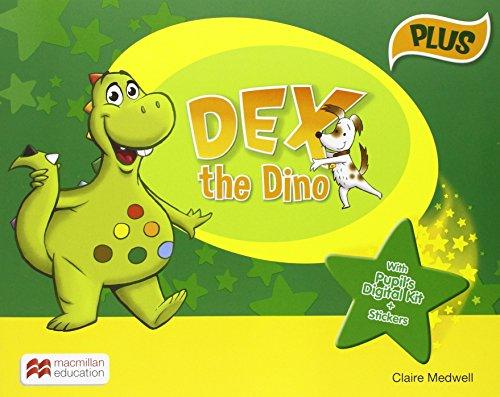 DEX THE DINO Pb Pk Plus