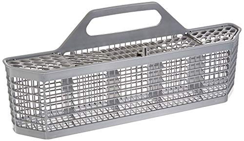 Lifetime Appliance WD28X10128 Silverware Basket Compatible with General Electric (GE) Dishwasher