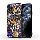 NBAスター携帯 ケース iPhone11ケース Kobe Bryant コービー ブライアントiPhone12カバー NBA……