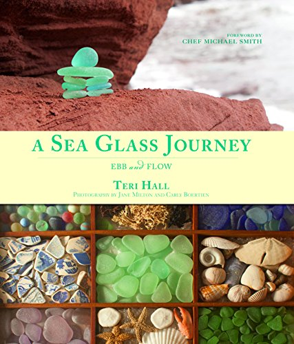 A Sea Glass Journey: Ebb and Flow (Hardcover)