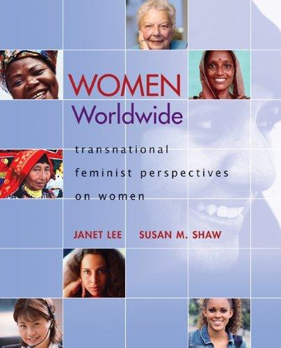 Women Worldwide: Transnational Feminist Perspectives on Women