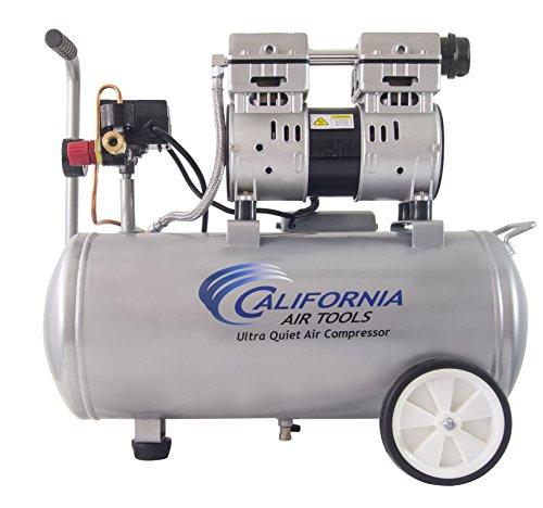 California Air Tools 8010 Steel Tank Air...