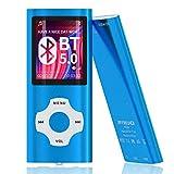 MYMAHDI Lecteur MP3 / MP4 Bluetooth 5.0 avec Carte mémoire 32 Go, écran LCD...