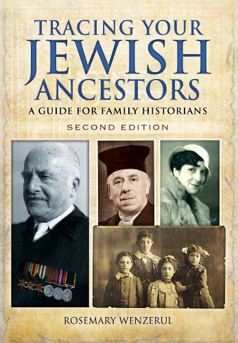 Tracing Your Jewish Ancestors (Family History (Pen & Sword))