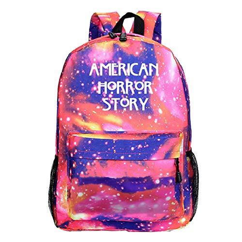 American Horror Story Astuccio per Matite Airy zaino del computer Trend accogliente Schoolbag...