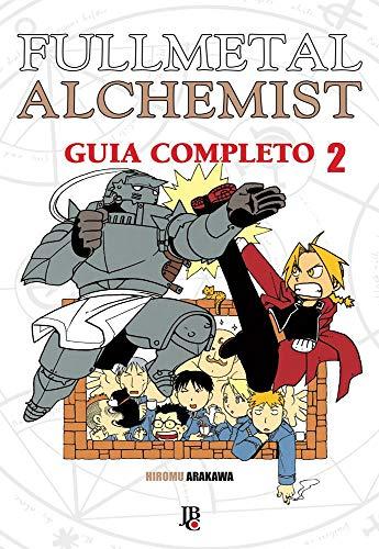 Fullmetal alchemist. Guia completo - volume 2