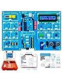 Coding Array STAUS01-EN Beginners Starter Kit Sensor kit Electronics kit with Tutorial for ARDUINO