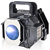 LBTbate Replacement Projector Lamp for Epson ELPLP49/ V13H010L49 DT Home Cinema PowerLite 9700UB 6500UB 8100 8345 8350 7100 9100 9350 Projector Bulb with Housing