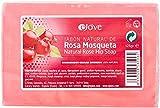 Jabón de rosa mosquito natural