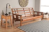 Kodiak Futons Monterey Futon Frame, No Drawers, Barbados