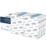 Hammermill Printer Paper, 20 lb Copy Paper, 8.5 x 11 - 8 Ream (4,000 Sheets) - 92 Bright, Made in the USA