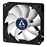 Arctic F9 PWM Rev. 2 Fluid Dynamic Bearing Case Fan, 92mm PWM Speed Control, 43CFM at 23.5DBA