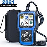 NEXAS NL101 OBD2 Scanner Check Engine Light Car Code Reader Diagnostic Scan Tool Fault Code Scanner...
