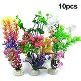 Vascinate Plantes en Plastique d'aquarium d'aquarium, 10...