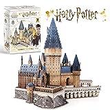 CubicFun Puzzle 3D Harry Potter La Grande Salle du château de Poudlard, Cadeaux pour Adulte Enfant Garçon Fille Femme, 185 Pièces