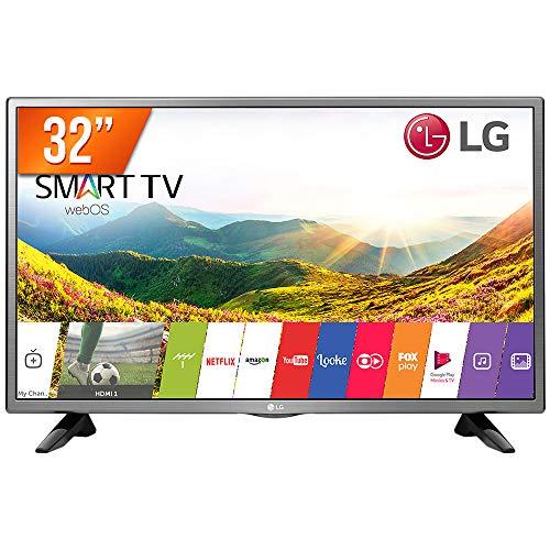 TV 32 Polegadas LED Smart HD HDMI USB - 32LJ601C. AWZ, LG