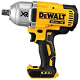 DEWALT DCF899B  20v MAX XR Brushless High Torque 1/2' Impact Wrench with Detent Anvil (Tool Only)