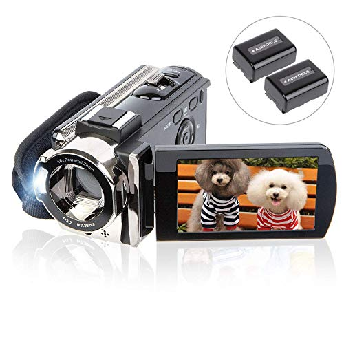 51tlOIBLIuL - The 7 Best Budget Camcorders