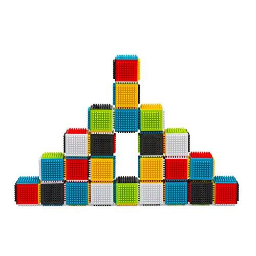 Infantino Press & Stay Sensory Blocks