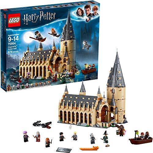 Harry Potter O Grande Salão De Hogwarts Lego Sem Cor Especificada