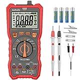 Multimètre Numérique Portable,AoKoZo Automatique Testeur Electrique...