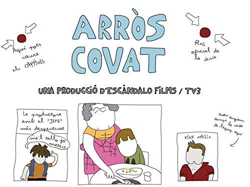 Arròs Covat  (Arroz Pasado)