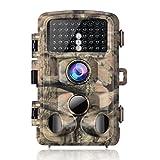 【2020 Upgrade】Campark Trail Camera-Waterproof 16MP 1080P Game...