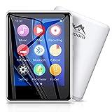 Timoom M6 Lecteur MP3, Baladeur Mp4 Bluetooth 32Go 2.8 Pouces Ecran Tactile...