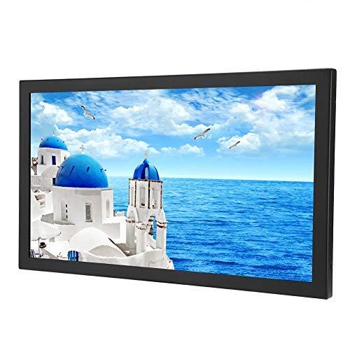 Wendry Monitor da 13,3 Pollici, Monitor Portatile con Schermo HDMI IPS Full HD 1920 x 1080 Ultra Sottile, per Raspberry pi, PC, TV, TVCC, videocamera, Computer, Drone