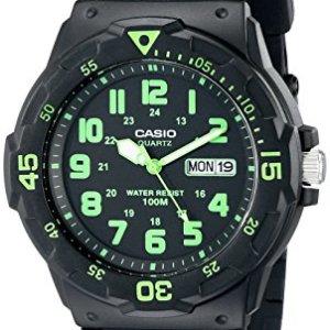Casio Men's MRW200H-3BV Dive Style Neo-Display Sport Watch 28