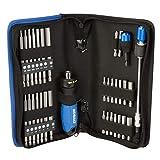Kobalt 759898 33-Piece RTA Furniture Assembly Screwdriver Bit Set