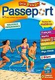 Passeport Cahier de Vacances 2020 - Toutes les matières de la 3e à la 2de